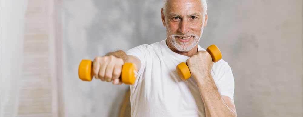Exercices pour perdre du poids apres 50 ans