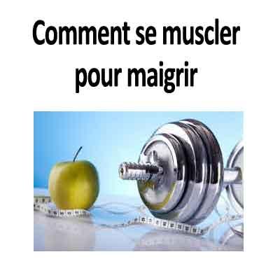 Exercice muscu pour perdre du poids