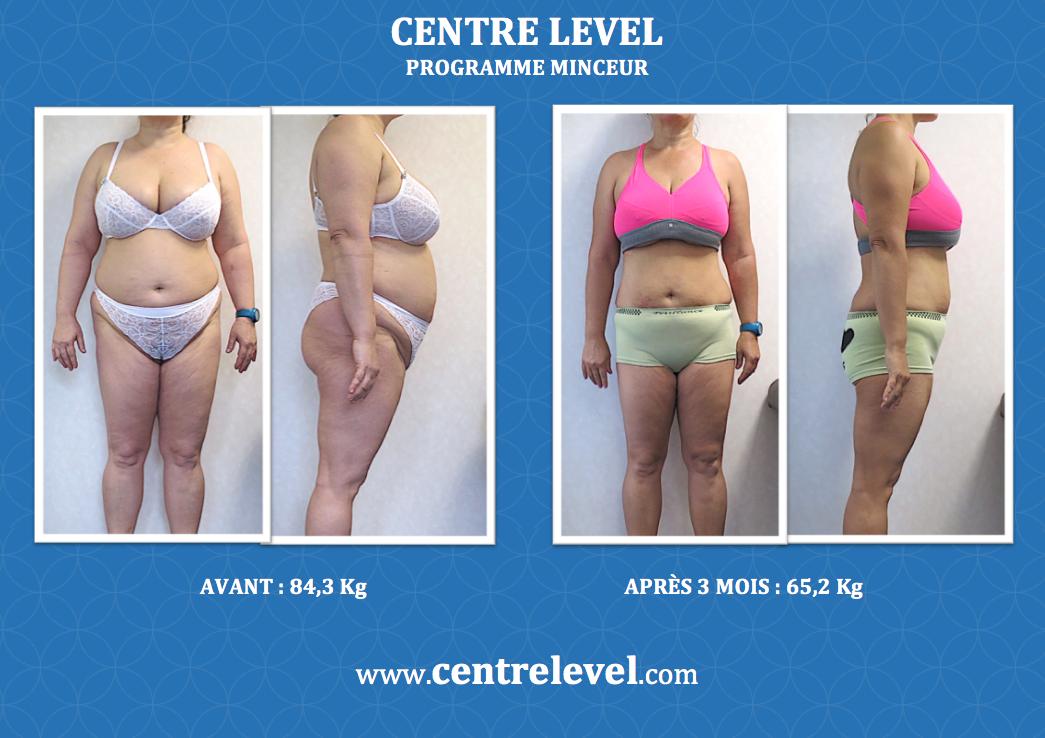 Programme pour perdre du poids en un mois