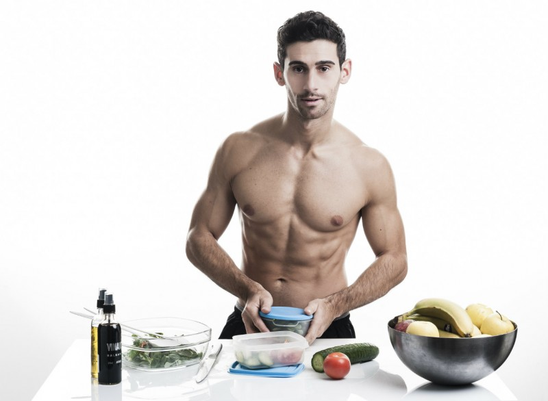 Perdre du poids musculation seche