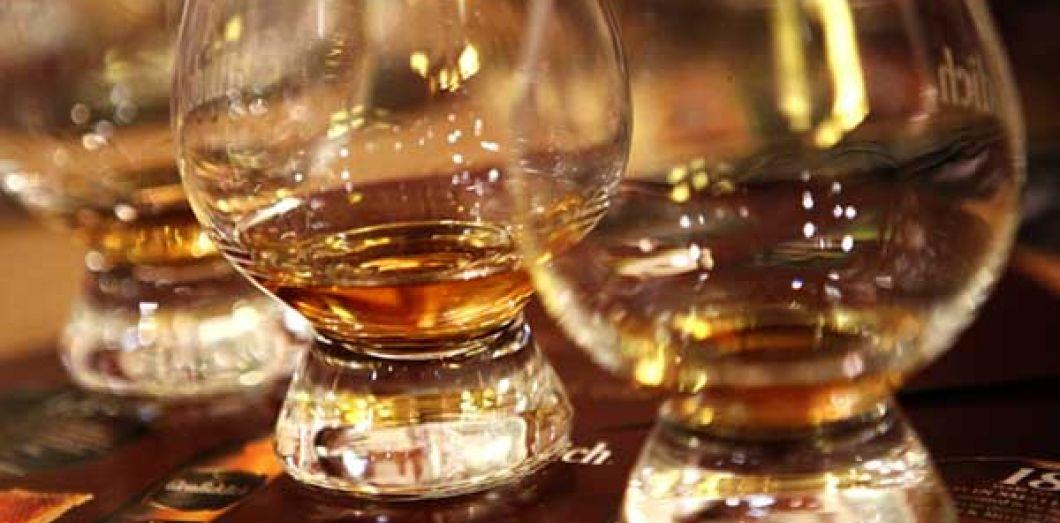 Comment perdre du poids avec du whisky