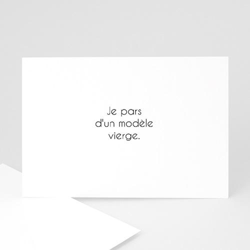 Carte de voeux modele